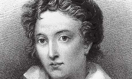 Percy Shelley was 'a pillock'